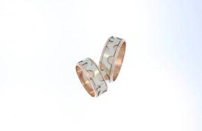 Обручальные кольца Misterium