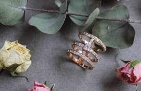 Золотое кольцо по индивидуальному заказу