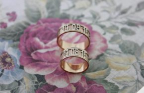 Обручальные кольца по индивидуальному заказу