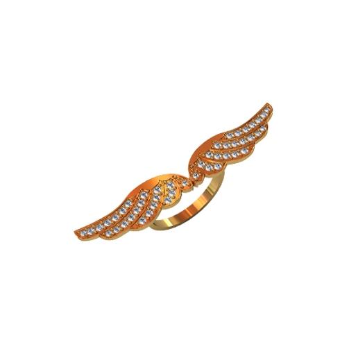 Золотое кольцо крылья